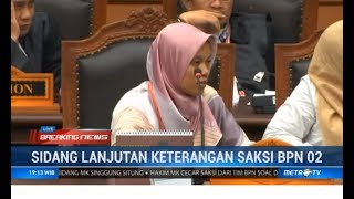 Download Video Saksi-saksi Tim Prabowo Kena Skak Hakim di Sidang ke-III MK MP3 3GP MP4