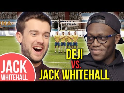 Jack Whitehall vs. Deji   FIFA & Twitter Takeover!!