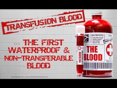 Eba Transfusion Blood
