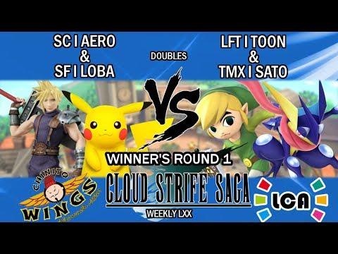 LCA Weekly 70 Doubles - Aero/Loba vs Toon/Sato - [W] Round 1