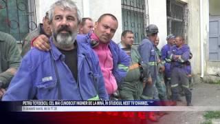Petru Totoescu, cel mai cunoscut inginer de la mină, în studioul Nest Tv Channel