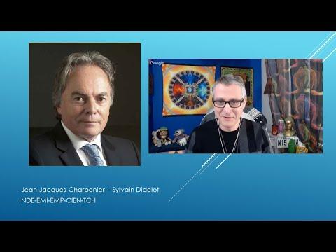 Trans Communication Hypnotique Avec Jean Jacques Charbonier Par Sylvain Didelot