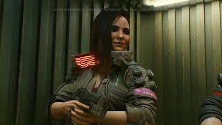 (48분) 사이버펑크 2077 게임플레이 데모 《한글 해석 & 번역》 | (48 Minutes) Cyberpunk 2077 Gameplay Demo