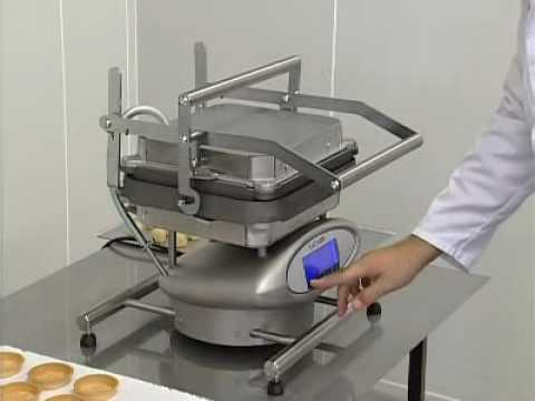 Bakon USA Bakery Equipment - Tartlet Machine