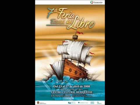 Carteles dia del libro 2009 youtube for Puertas decoradas para el dia del libro
