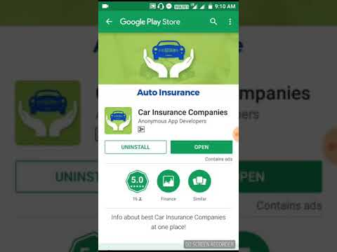 Car insurance companies App unlimited free Paytm cash earn Hindi video