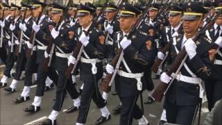 PARADA MILITAR 2017 PERÚ Previo al desfile