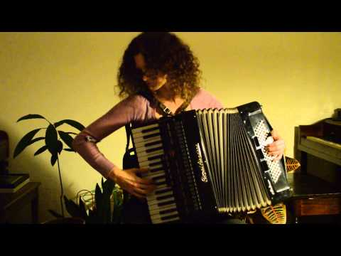 Tango Accordion music an original