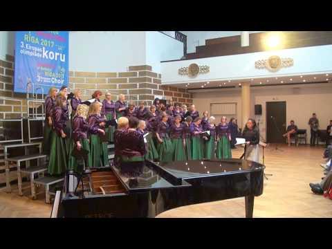 00019 Open competition: Adult Choirs (O4) 3rd European Choir Games