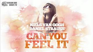 Niels van Gogh vs. Daniel Strauss - Can You Feel It (Chrizzo & Maxim Remix)