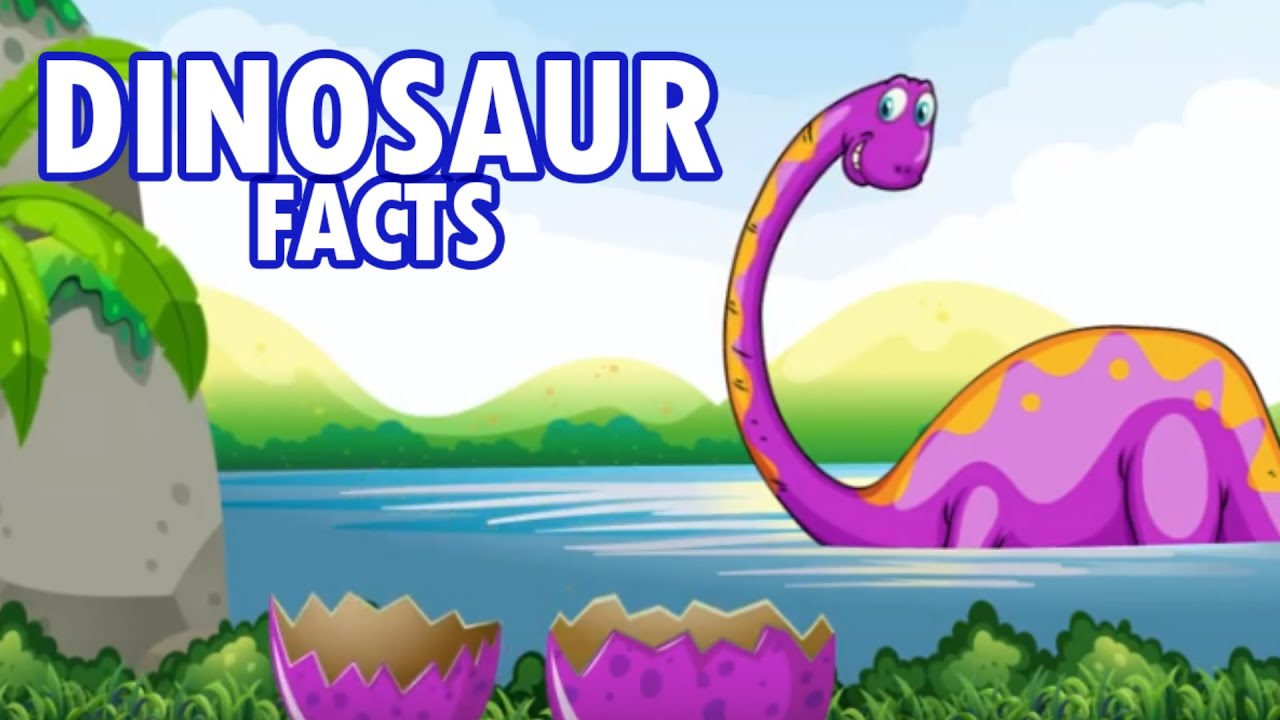 Dinosaur Facts | Dinosaur Facts for Kids | Dinosaur Information | Learn about Dinosaurs | Dinosaurs
