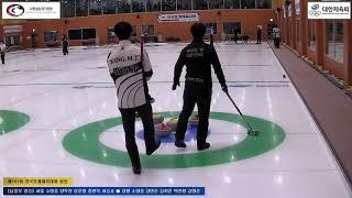 제101회 전국동계체육대회 컬링 남중부 결승 서울 수명…