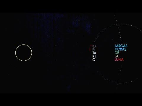 ONTARIO - Largas horas de la luna (2016) - FULL ALBUM