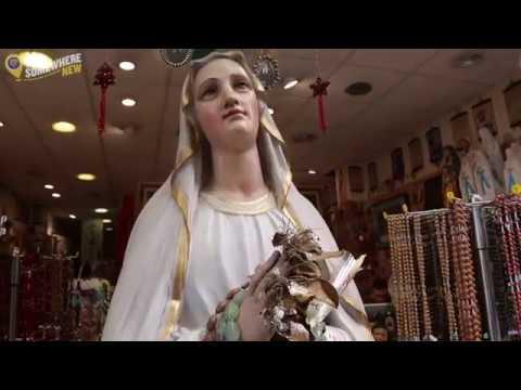 Odkryj Lourdes z Ryanair