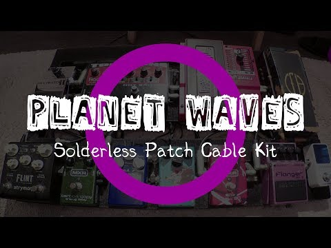 Planet Waves DIY Solderless Patch Cable Kit