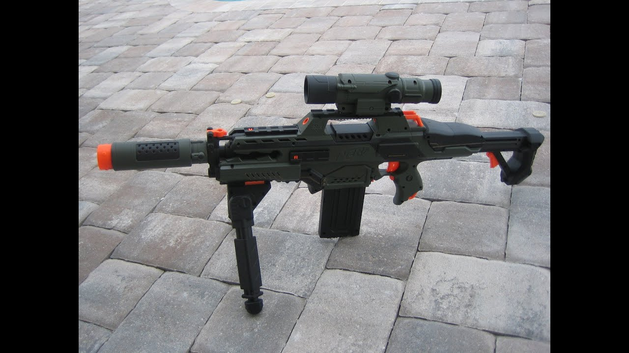 Mod Nerf Rapidstriked Modifications Quot Camo Sniper Rifle
