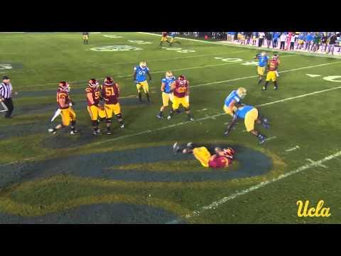 Journey to the NFL: Ellis McCarthy - The Sack vs USC