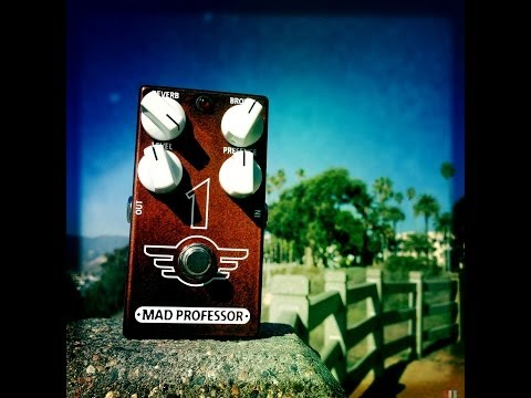 Mad Professor 1, demo by Pete Thorn