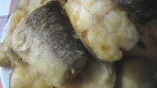 Видео рецепт-запеченный (жареный) толстолобик-2 варианта. С нами вкусно всегда.