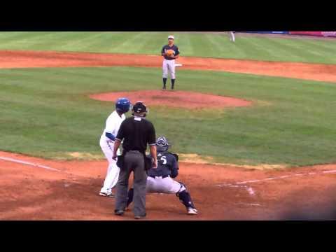 Mariners RHP Prospect Daniel Missaki vs. Bluefield, 6.26.14