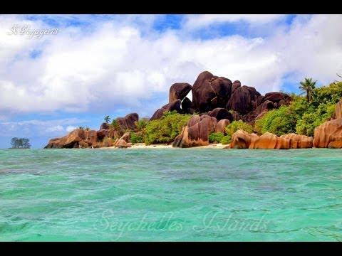 Anse Source d' Argent excursion / La Digue / Seychelles Islands