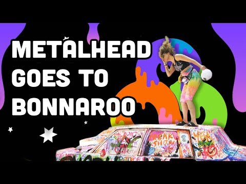 Diary of a Metalhead at Bonnaroo with Whitney Moore!