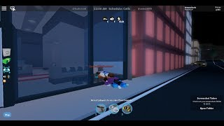 Roblox Jailbreak HOW TO GET IN THE JEWELRY STORE AS A COP WITH CRIMINALS #2 w/ GO COO-KOO