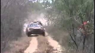 Transchaco Rally 2006 - Picada 14 de mayo - Inicio