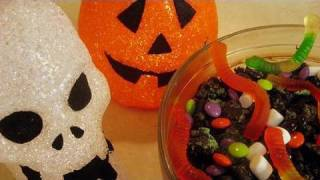 Death By Chocolate Mousse Recipe - Halloween Special - Cookingwithalia - Episode 82