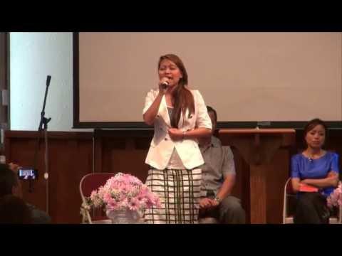 Lisa Dindini - Ka Lal Ka Zahpui Lo'ng (Mizo SDA Church Music)