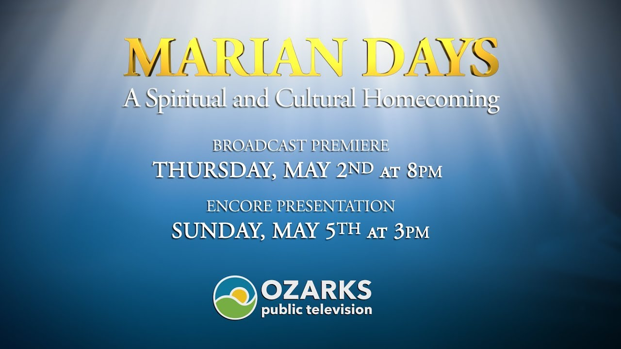 Marian Days: A Spiritual and Cultural Homecoming