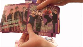 Big Time Rush Valentines Day Cards