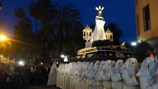 Tak wyglądają procesje wielkanocne w Hiszpanii