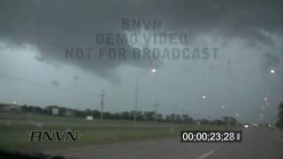 06/17/2009 Grand Island, NE Tornado Video.