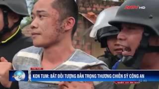 clip canh sat vay bat ke truy na dac biet ban cong an