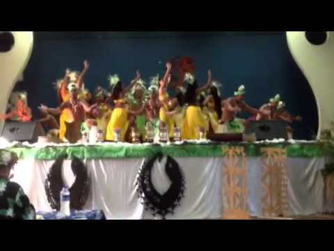 Mangaia Cook Islands Action Song