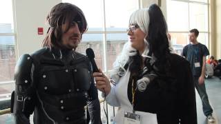The CosView at Anime Boston 2014 - Spencer Doe