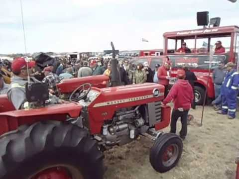 April 26, 2013 - Mavis Owens & Eddie Owens Estate of Hayter, Alberta - Massey 165 tractor