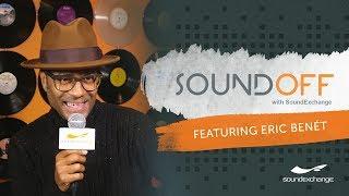 ''Ich bin immer noch überrascht von dem, was ich anlegen, wenn ich mich aus meinem eigenen Weg.'' | Sound Off ft. Eric Benét