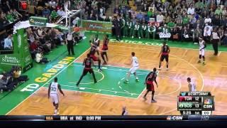 What the Boston Celtics Run on Offense