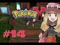 Let's Play Pokemon Y - Part 14: Battle in Geosenge Town!