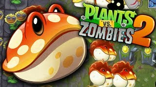 Plants vs Zombies 2 - TOADSTOOL