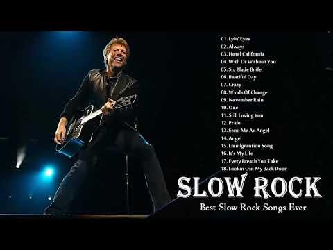Лучшие 100 медленных рок-песен всех времен - лучшие медленные рок-песни 80-х 90-х годов