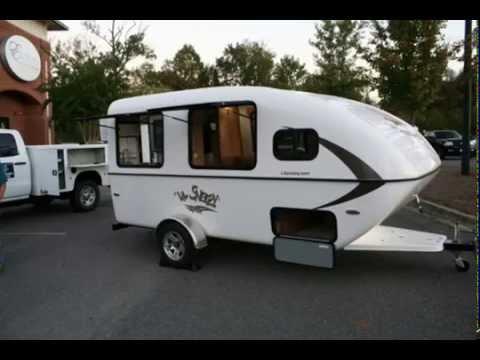 Lightweight travel trailers | best lightweight travel trailer:  LIL SNOOZY