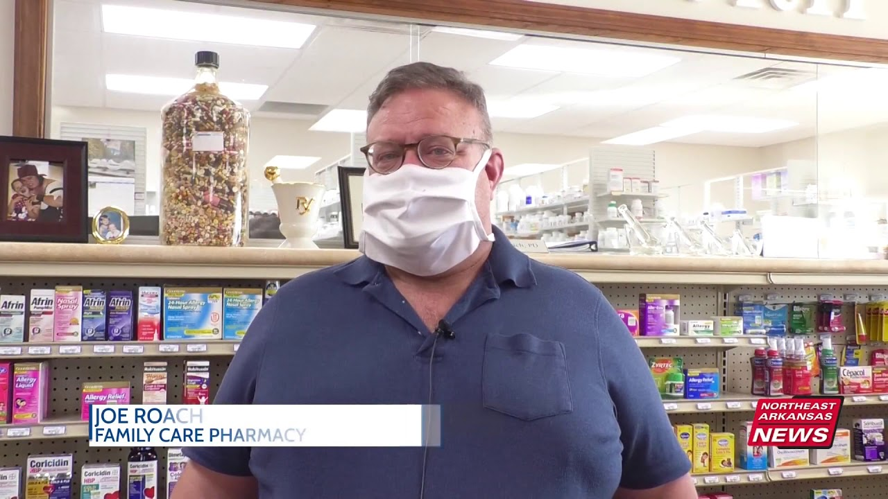 Local pharmacies prepare for Phase 1-B vaccination group