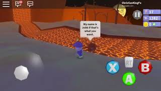 ROBLOX Mobile - Robot 64: Messing with ol' Jobb Ice Cream