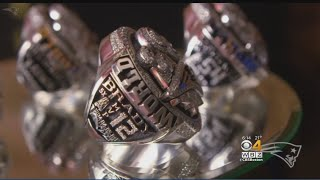 Jewelry Company Hoping For Sixth Chance To Create Patriots Super Bowl Rings
