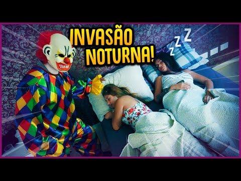 PALHAÇO INVADIU NOSSA CASA A NOITE!! - DIÁRIO DE ADOLESCENTE #46 [ REZENDE EVIL ]