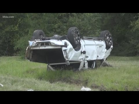 Download 1 child dead, another in critical condition after crash in Montgomery County