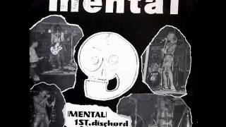 Mental - Mental Disorder ( 1987 Raw Noisy Jap  Hardcore )